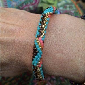 Jewelry - 💖 BEAUTIFUL SASHKA CO BEAD BRACELET 💖